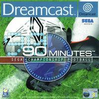 Portada oficial de 90 Minutes para Dreamcast