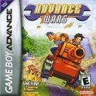 Portada oficial de de Advance Wars para Game Boy Advance