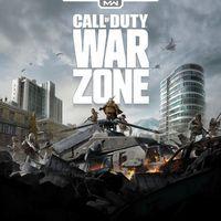 Portada oficial de Call of Duty: Warzone para PS4