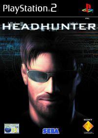 Portada oficial de HeadHunter para PS2