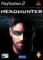 Portada oficial de de HeadHunter para PS2