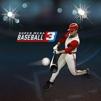 Portada oficial de Super Mega Baseball 3 para PS4