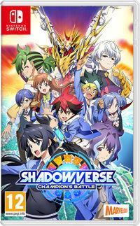 Portada oficial de Shadowverse: Champions Battle para Switch