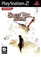 Portada oficial de de Silent Hill Origins para PS2