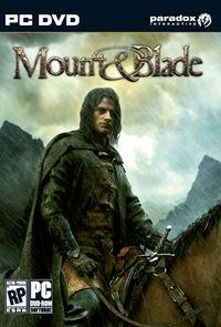 Portada oficial de Mount and Blade para PC