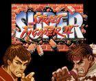 Portada oficial de de Super Street Fighter II: The New Challengers CV para Wii