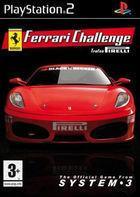 Portada oficial de de Ferrari Challenge para PS2