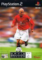 Portada oficial de de David Beckham Soccer para PS2