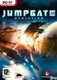 Portada oficial de Jumpgate Evolution para PC