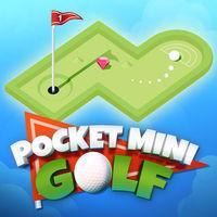 Portada oficial de Pocket Mini Golf para Switch