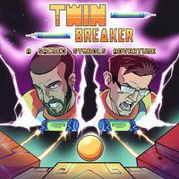 Portada oficial de Twin Breaker: A Sacred Symbols Adventure para PS4
