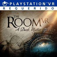 Portada oficial de The Room VR: A Dark Matter para PS4