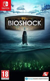 Portada oficial de BioShock: The Collection para Switch