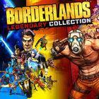 Portada oficial de de Borderlands Legendary Collection para Switch
