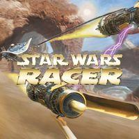 Portada oficial de Star Wars Episode I: Racer para PS4