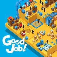 Portada oficial de Good Job! para Switch