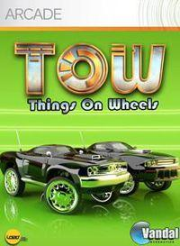 Portada oficial de Things On Wheels XBLA para Xbox 360