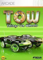 Portada oficial de de Things On Wheels XBLA para Xbox 360