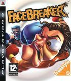 Portada oficial de de FaceBreaker para PS3