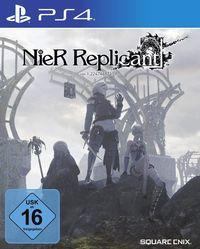 Portada oficial de NieR Replicant ver.1.22474487139... para PS4