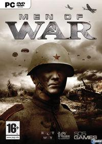 Portada oficial de Men of War para PC