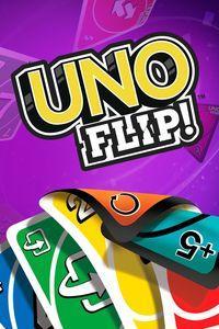 Portada oficial de UNO FLIP! para Xbox One