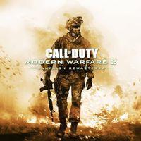Portada oficial de Call of Duty: Modern Warfare 2 Remastered para PS4