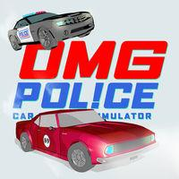 Portada oficial de OMG Police - Car Chase TV Simulator para Switch
