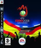 Portada oficial de de Euro 2008 para PS3