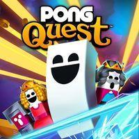 Portada oficial de Pong Quest para PS4
