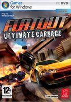 Portada oficial de de FlatOut Ultimate Carnage para PC