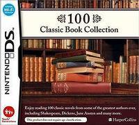 Portada oficial de 100 Classic Book Collection para NDS