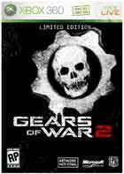 Portada oficial de de Gears of War 2 para Xbox 360