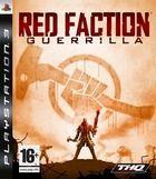 Portada oficial de de Red Faction: Guerrilla para PS3