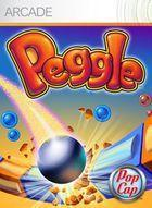 Portada oficial de de Peggle XBLA para Xbox 360