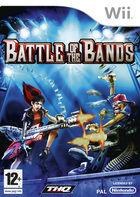Portada oficial de de Battle of the Bands para Wii