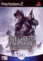 Portada oficial de de Medal of Honor: Frontline para PS2