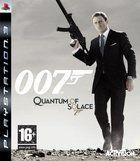 Portada oficial de de 007: Quantum of Solace para PS3