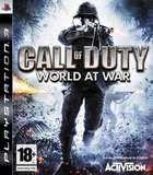 Portada oficial de de Call of Duty: World at War para PS3