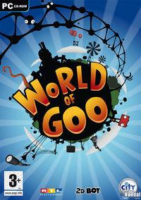 Portada oficial de World of Goo para PC