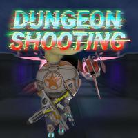 Portada oficial de Dungeon Shooting para Switch