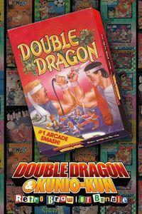 Portada oficial de Double Dragon para Xbox One