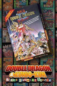 Portada oficial de Double Dragon 2: The Revenge para Xbox One
