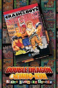 Portada oficial de Crash 'n the Boys Street Challenge para Xbox One