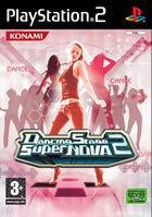 Portada oficial de de Dancing Stage SuperNOVA2 para PS2