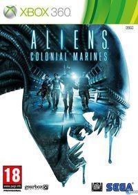 Portada oficial de Aliens: Colonial Marines para Xbox 360