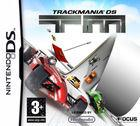 Portada oficial de de TrackMania DS para NDS