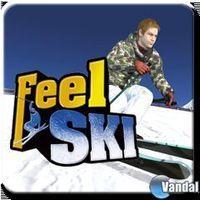 Portada oficial de Feel Ski PSN para PS3