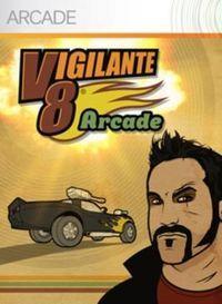 Portada oficial de Vigilante 8: Arcade XBLA para Xbox 360