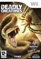 Portada oficial de de Deadly Creatures para Wii